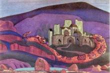 Град обреченный. 1914