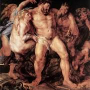 Пьяный Геркулес (ок.1611)