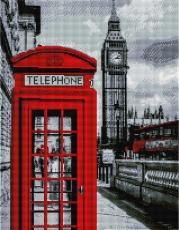 В центре Лондона