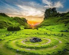 Долина фей. Шотландия