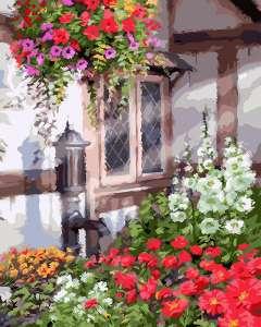 Весна стучит в окно