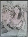 Портрет карандашом